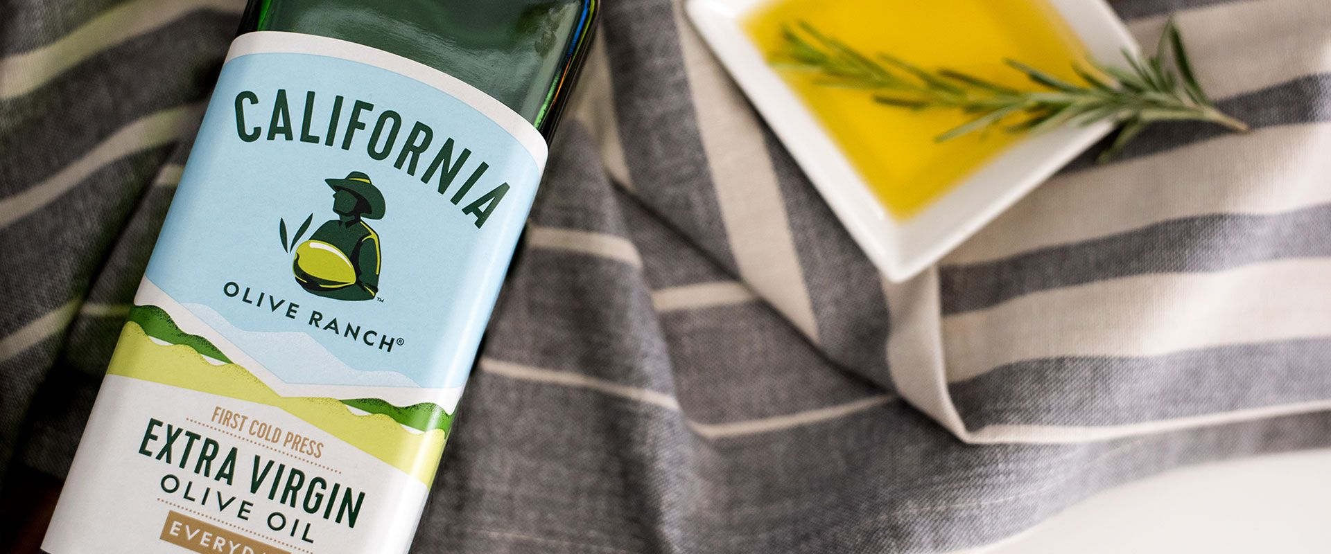 Olive Oil Label by All American Label & Packaging